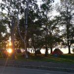 【2019年8月お盆】女満別湖畔公園キャンプ場に再訪…ハイシーズンの混み具合は?