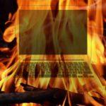 実は多い!? PCが原因の火災・・・GW10連休はPC周りのお掃除でキマり