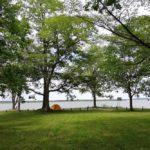 【レポート】女満別湖畔公園キャンプ場&無料の野営場・・・駅と温泉が徒歩3分!!